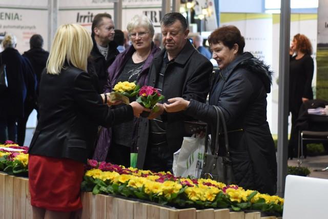Targi Gardenia w Poznaniu - tak było rok temu