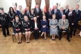 Wojewoda łódzki wręczył medale dla mieszkańców województwa łódzkiego