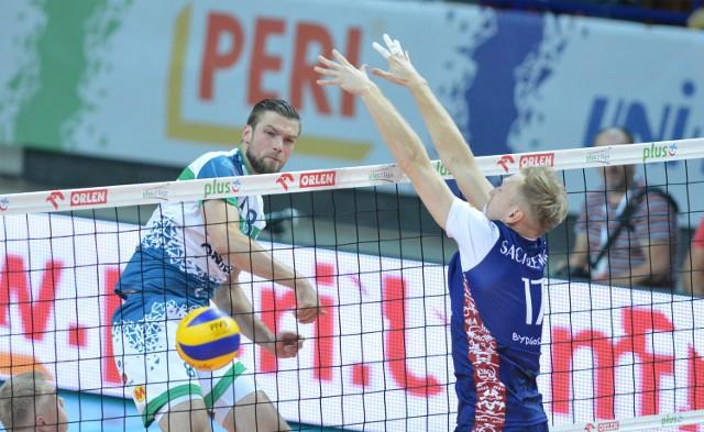 Pojedynki Andrzeja Wrony z AZS i Mateusza Sacharewicza z Łuczniczki były ozdobą pierwszego meczu w Warszawie. Podobnie powinno być w piątek wieczorem w Bydgoszczy