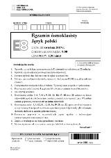 Egzamin ósmoklasisty 2019 JĘZYK POLSKI ODPOWIEDZI. Arkusze CKE i sprawdź zadania z j. polskiego. ROZWIĄZANIA (15.04.19)