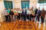 Po awansie dziewcząt BAS Białystok do I ligi. Gratulacje od prezydenta Białegostoku i obietnica wsparcia