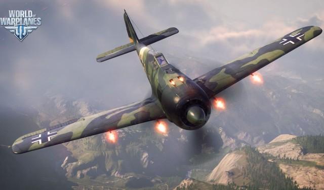 World of warplanesWorld of warplanes i Focke-Wulf FW 190