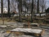 Żołnierskie mogiły przy Cmentarzu Katedralnym w Sandomierzu zostaną wyremontowane [ZDJĘCIA]