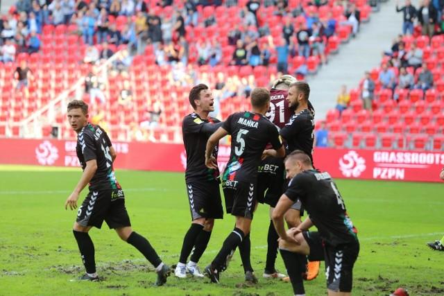 Piłkarze GKS-u Tychy czekają na ligowe zwycięstwo już od miesiąca