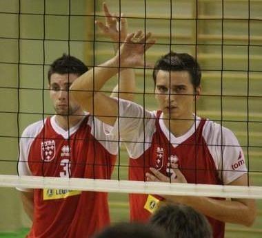 Dawid Migdalski i Paweł Szabelski