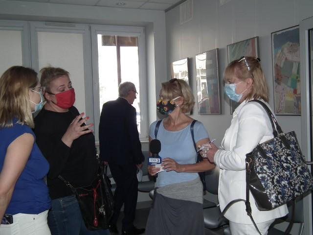 Otwarcie Galerii O w Szpitalu Uniwersyteckim w Zielonej Górze