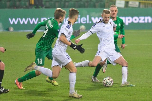 Warta Poznań zmierzy się w sobotę z Pogonią Szczecin. W tym roku w sparingu w Szczecinie udało się Zielonym pokonać Portowców. W ekstraklasie na stadionie w Grodzisku przegrali 1:2