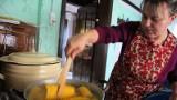 Łupaczka w skansenie czyli bukowińskie jedzenie (wideo, zdjęcia)