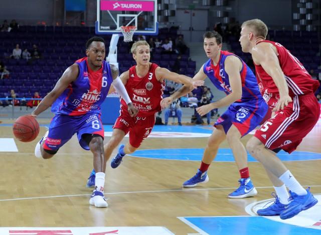 W zespole z Lublina nie mogli wystąpić Paweł Kowalski oraz Mateusz Dziemba, którzy są aktualnie kontuzjowani.
