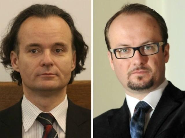 Grzegorz Siemiński i Piotr Kowalczyk.