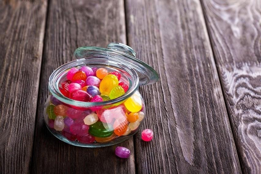 Słodycze...