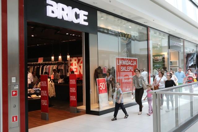 Salon Brice w Galerii Echo w Kielcach funkcjonuje do 25 lipca. Później marka wyprowadza się z Polski