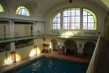 Zgierski basen w zabytkowej łaźni czeka z utęsknieniem na amatorów kąpieli