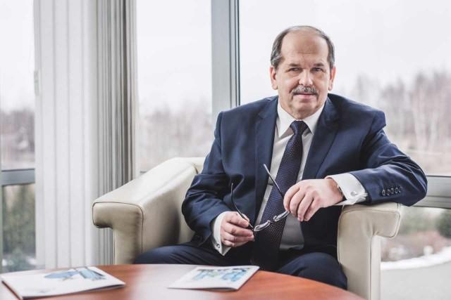 Jan Nawrocki, dyrektor ds. rozwoju firmy Politech