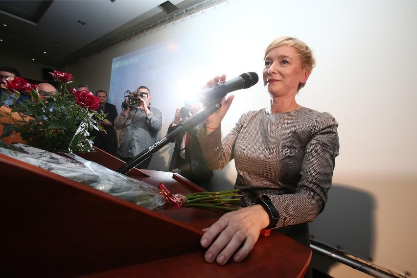 Mirosława Stachowiak-Różecka w 2014 roku omal nie pozbawiła...
