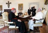 Papież przyjął kard. Pella. Czy oczyszczony z zarzutów o molestowanie Australiczyk będzie znów doradzał Franciszkowi (VIDEO)