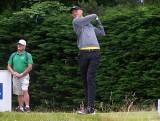 XXII Olimpiada Młodzieży. Meronk odwiedzi młodych golfistów