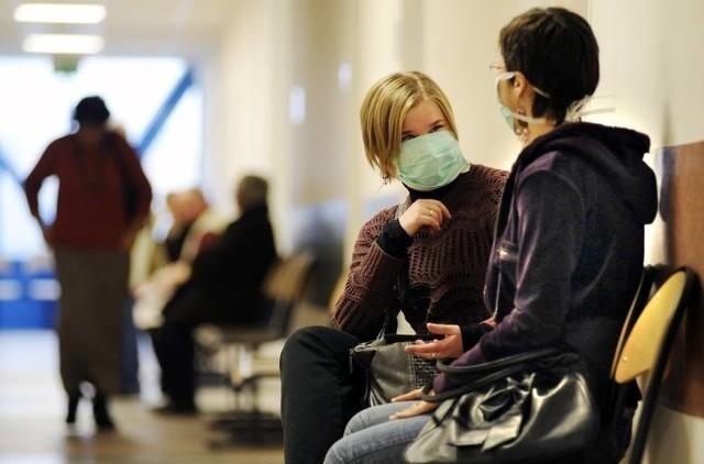Liczba zarażonych wirusem AH1N1 rośnie