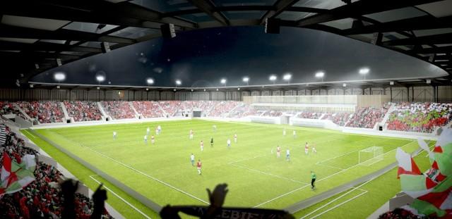 Wiadomo już, kiedy miasto ogłosi aukcję elektroniczną, która wyłoni wykonawcę nowego stadionu piłkarskiego w Sosnowcu. To część Zagłębiowskiego Parku Sportowego, która powstanie wcześniej od hali sportowej i lodowiska