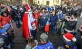 W Starym Fordonie w Bydgoszczy był Św. Mikołaj, choinka jest już pięknie przystrojona [zdjęcia]