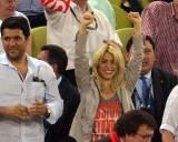 EURO 2012: Shakira na trybunach meczu Hiszpania - Chorwacja [zdjęcia]