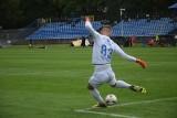 Beniaminek Warta Gorzów, grając w dziesiątkę, wygrywa mecz z rezerwami ekstraklasowca Zagłębiem II Lubin