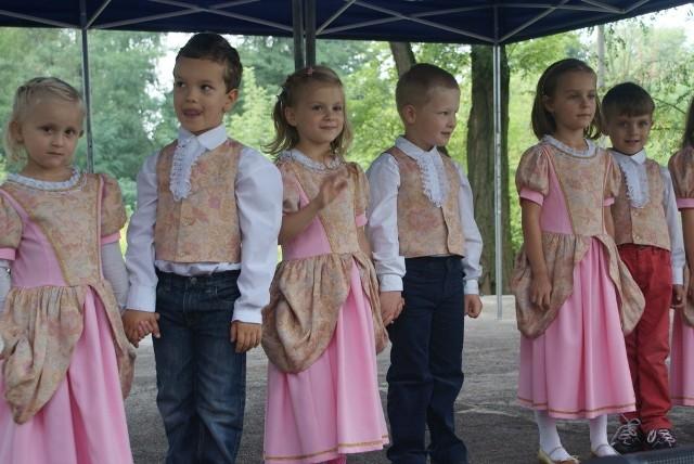 IV Hutniczy Piknik Rodziny w parku na Podlesiu
