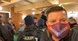 Najazd policji na Tapster Pub w Pszczynie. Policjanci przyjechali legitymować klientów