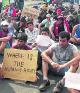 Tomasz Maszczyk: To jest dopiero pierwsza fala imigrantów. Będą kolejne
