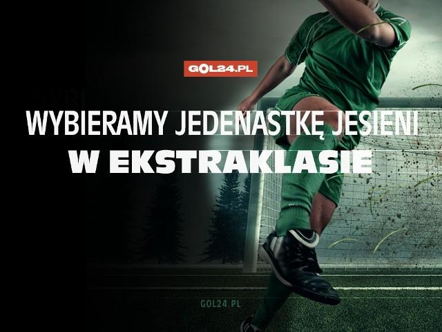 Wybieramy jedenastkę jesieni w Ekstraklasie!
