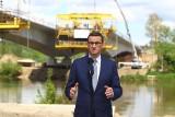 Premier Mateusz Morawiecki na Podkarpaciu. O Via Carpatia mówił: to znakomite możliwości rozwoju