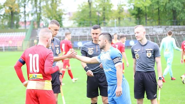 Korona II Kielce pokonała GKS Zio-Max Nowiny 1:0
