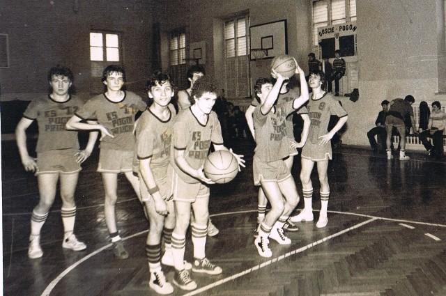 Koszykarze z Opolszczyzny sprzed lat...