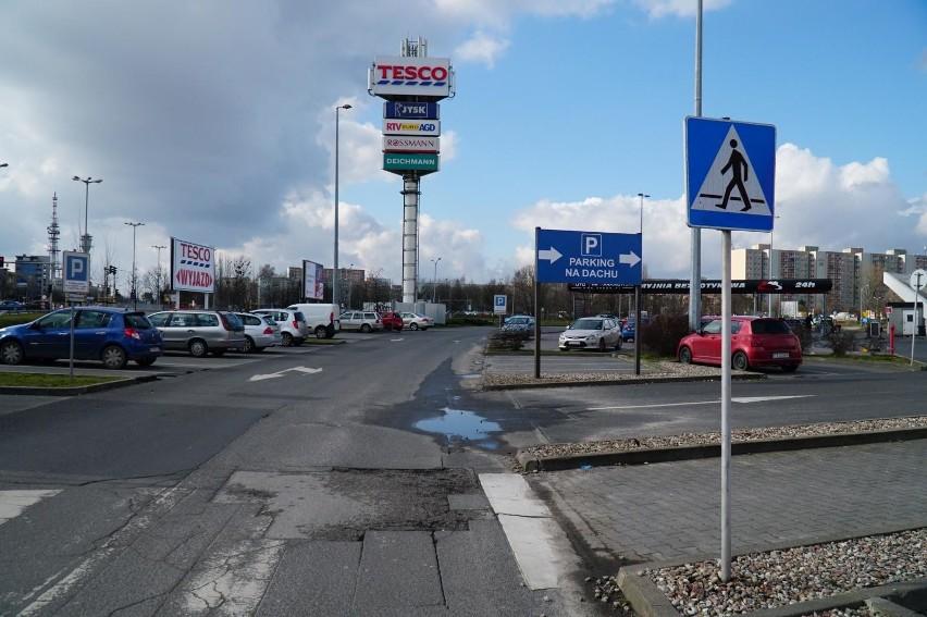 Spółka Kaufland Polska przejmie centrum handlowe Tesco przy...