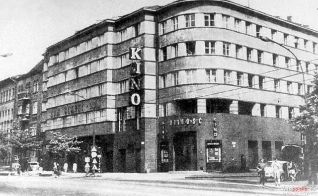 """Kino Wolność mieściło się przy ówczesnym placu Wolności, dziś pl. Inwalidów. Zostało zlikwidowane w 1994. Następnie powstał tu klub nocny disco, a obecnie funkcjonuje Fitness Club.Przed II wojną światową było to kino Ligi Obrony Przeciwpowietrznej i Przeciwgazowej o popularnym skrócie LOPP. Hitlerowcy w czasie okupacji zmienili nazwę na """"Theatr der SS und Polizei"""" a po 1945 roku zostało kinem """"Wolność""""."""