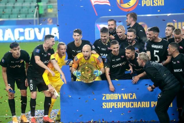 Superpuchar Polski. Cracovia pokonała w Warszawie Legię po rzutach karnych