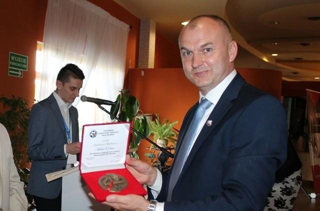 Sławomir Pietrzyk został nowym prezesem Radomskiego OZPN