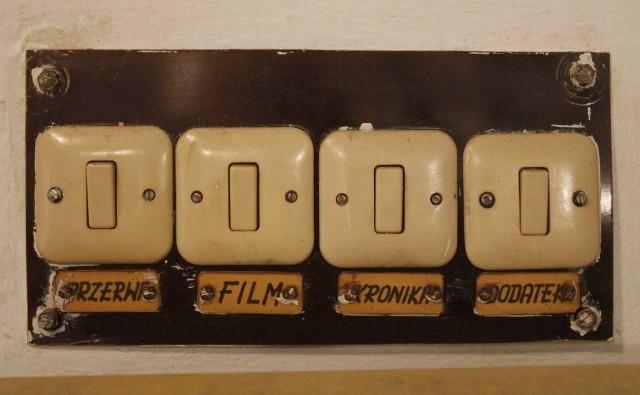Kinoteatr Czyn w Poniatowej