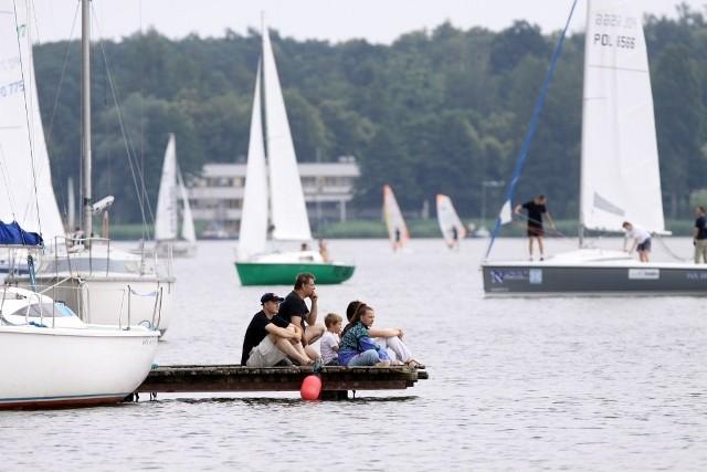 Jezioro Kierskie już czeka na turystów