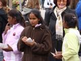 Annica z Indii cudem uniknęła śmierci, a dzisiaj zwiedzała Bydgoszcz