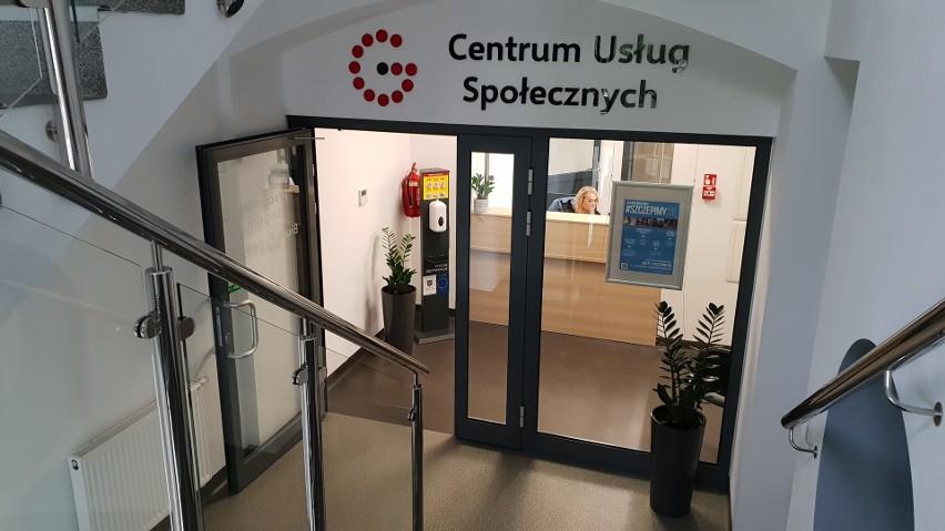 Centrum Usług Społecznych w Gogolinie już działa.