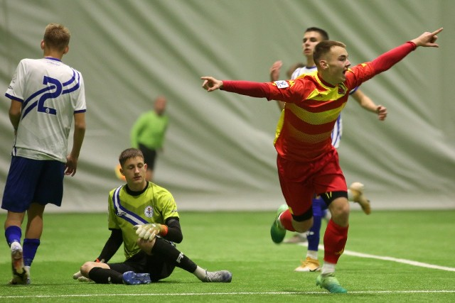 Żółto-Czerwoni zajęli w rundzie jesiennej rozgrywek CLJ U-17 czwarte miejsce