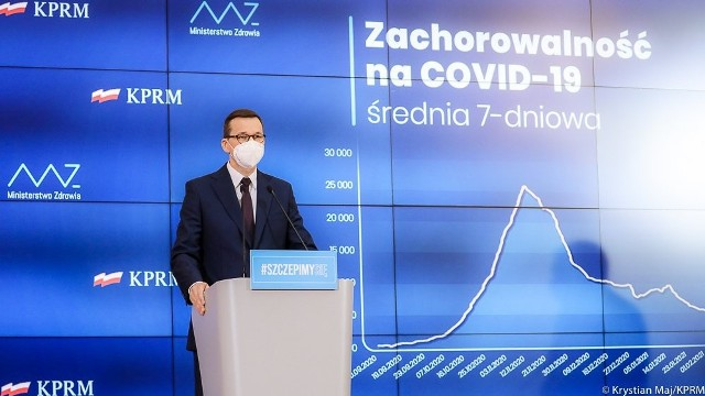 Premier Mateusz Morawiecki zapowiedział luzowanie obostrzeń przeciw COVID-19, ale Obowiązywał będzie ścisły reżim sanitarny. Sprawdź, co będzie otwarte, a co pozostanie zamknięte. Przesuń w PRAWO albo kliknij NASTĘPNE