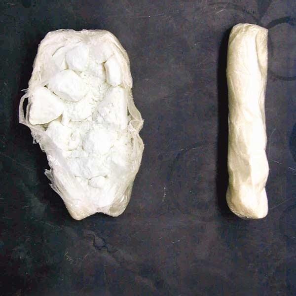Artur miał w żołądku 67 kapsuł - trzy kilogramy czystej kokainy wartej 300 tysięcy dolarów.