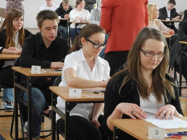 Egzamin gimnazjalny 2015. Przyroda