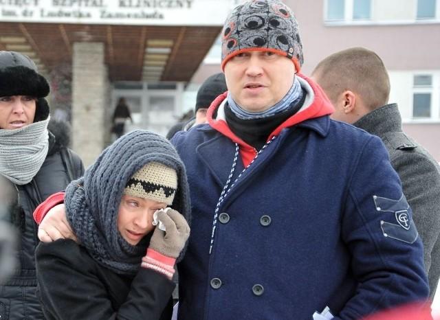 Katarzyna i Grzegorz Kozikowscy chcą aby osoby, odpowiedzialne za śmierć ich synka, poniosły konsekwencje. Razem ze znajomymi powołali Ruch Sprawiedliwych.