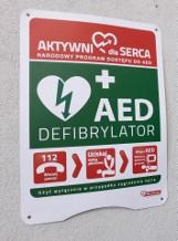 Skawina. Defibrylatory AED są nawet w Ratuszu