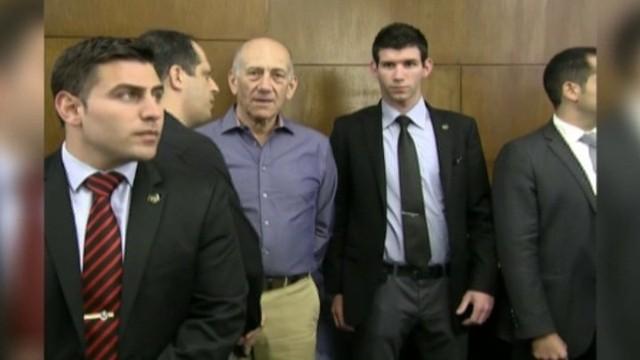 Były premier Izraela Ehud Olmert jest oskarżony o korupcjęByły premier winny korupcji przy budowie luksusowych apartamentów (WIDEO)
