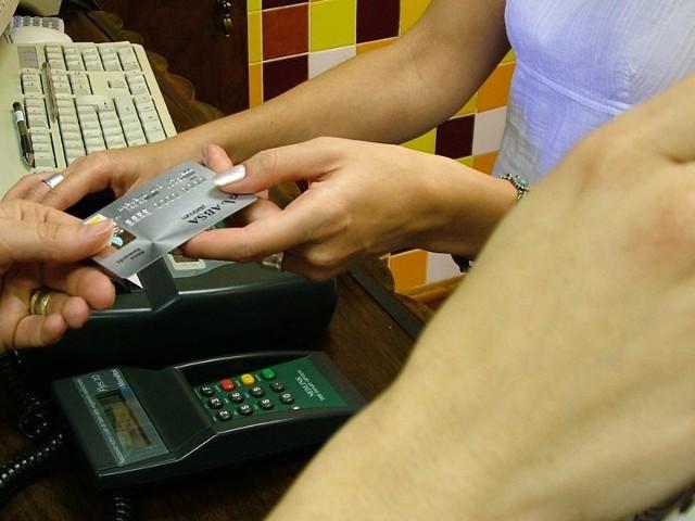 Robił zakupy na wyłudzony kredyt