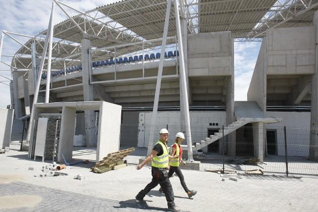 Stadion Orła w Łodzi. Budowa nowego stadionu żużlowego dla zespołu łódzkiego ORŁA